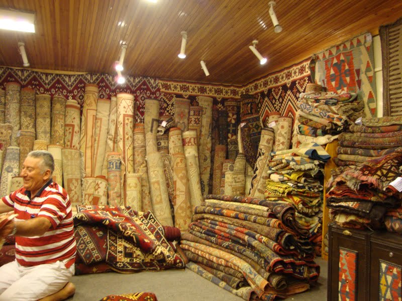 turkey traditional carpets