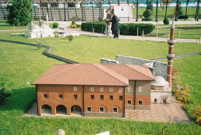 Istanbul Miniaturk Park
