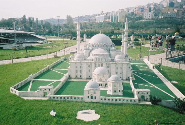 miniaturk - mosque