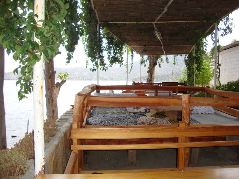 restaurants at bafa lake