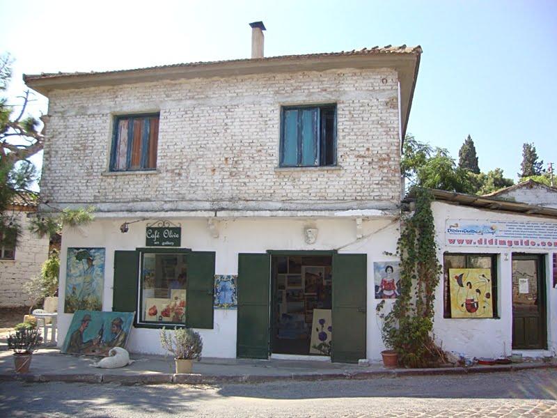 Cafe Olive Akkoy