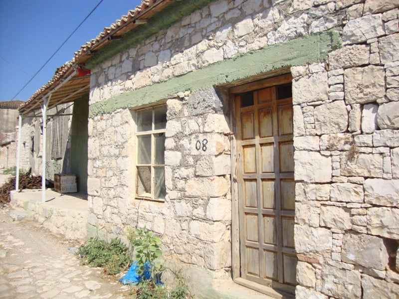 Old Turkish house