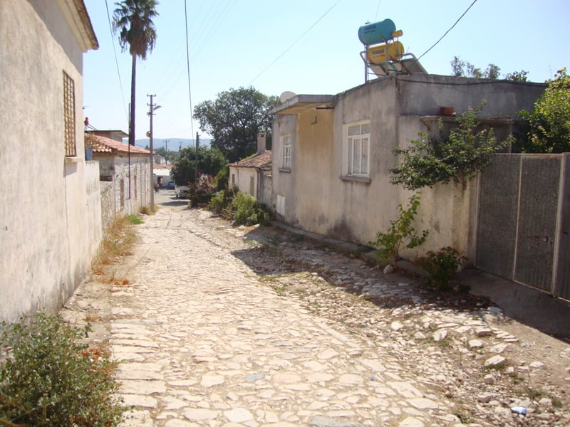 Turkish village