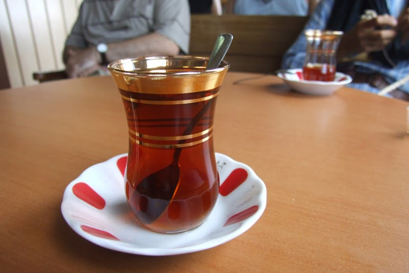 turkish tea house