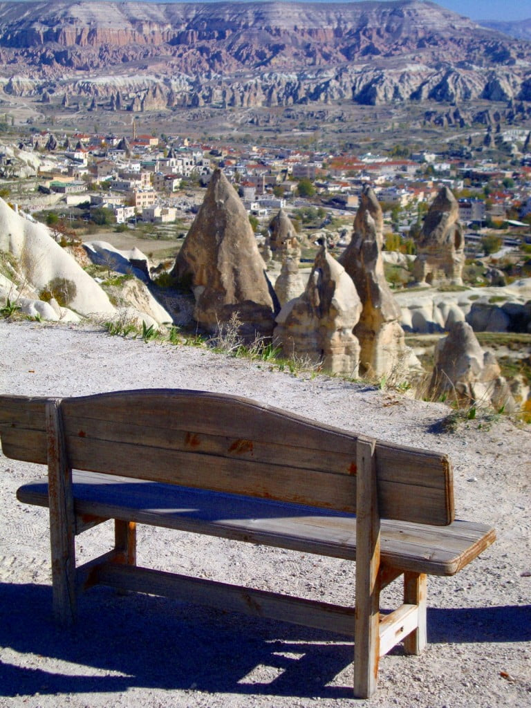 Goreme panoramic view