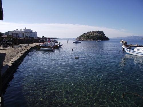 Gumusluk Sea Front