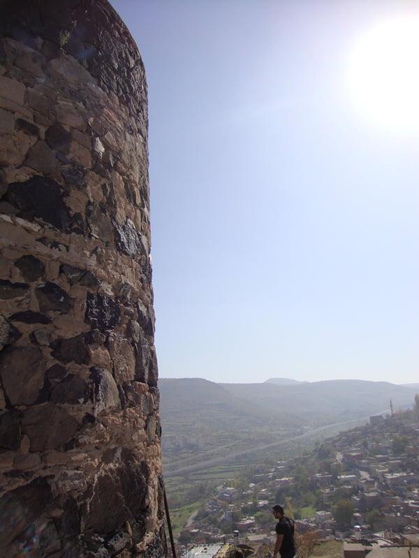 Nevsehir castle