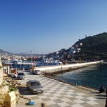 Kusadasi Harbour in Turkey