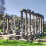 The Euromos Ruins of Turkey