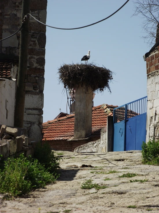 turkish village life