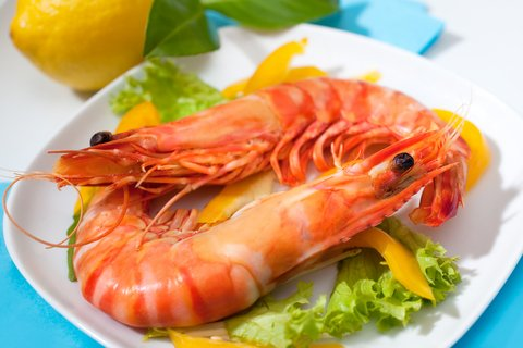 The Famous King Prawns
