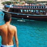 Altinkum Boat tours