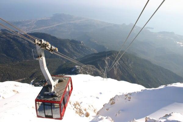 Mount Tahtali Kemer