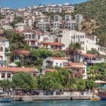 kas mediterranean coast turkey