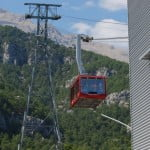 Mount Tahtali – To the Sky in a Cable Car