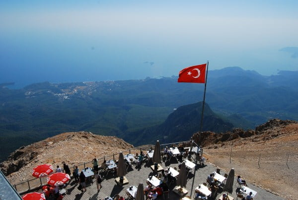 Mt Tahtali
