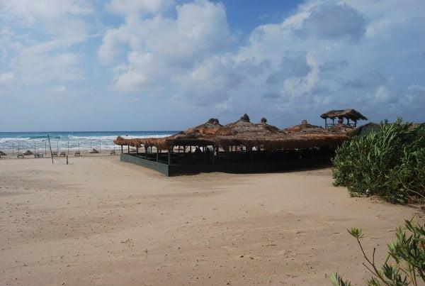 Beach at Patara