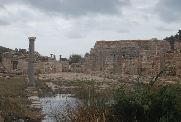 Patara Lycian League City