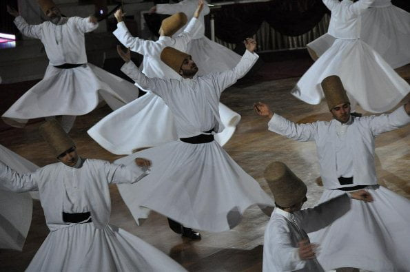 The Sufi Mystic Experience and Rumi