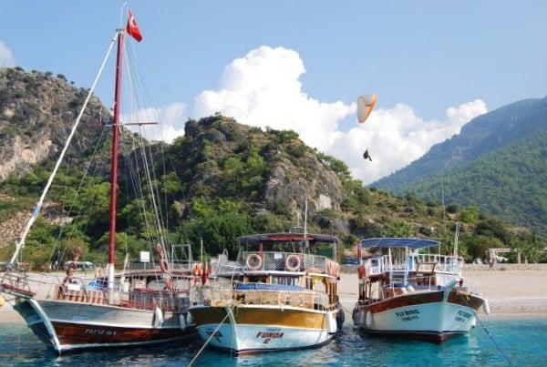 Boat Trips in Olu Deniz