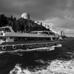 Istanbul City Pictures in Black & White
