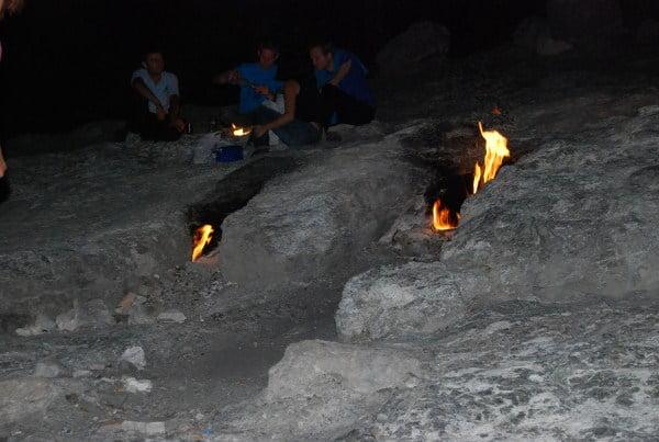 Burning Flames of Chimaera