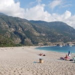 Olu Deniz Mountains