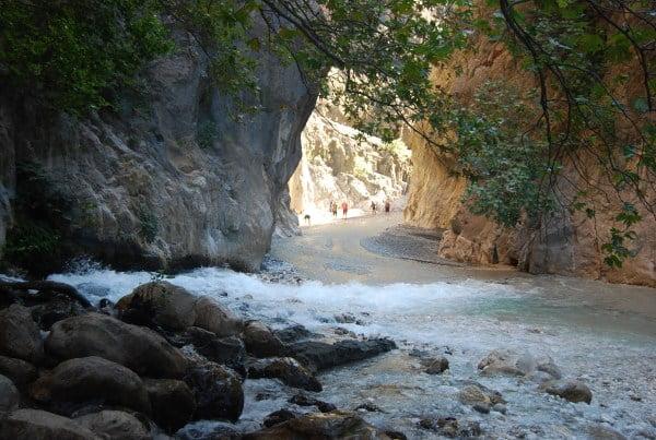 Saklikent Gorge
