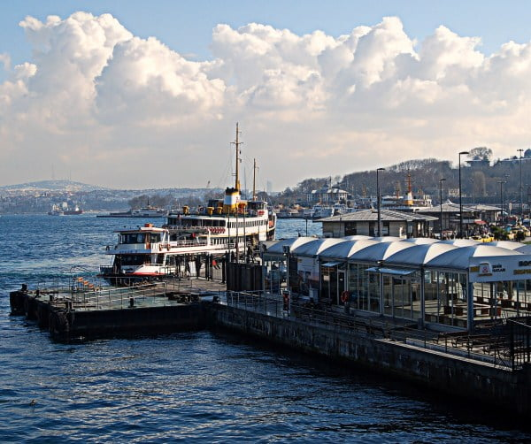 Ferry Services istanbul
