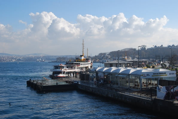 Sea ferries istanbul