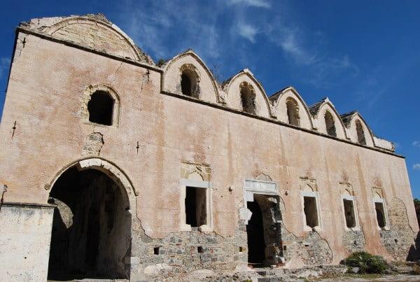 Kayakoy church