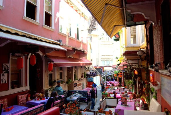 Cezayir Sokak