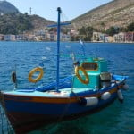The Colourful Greek Island of Meis