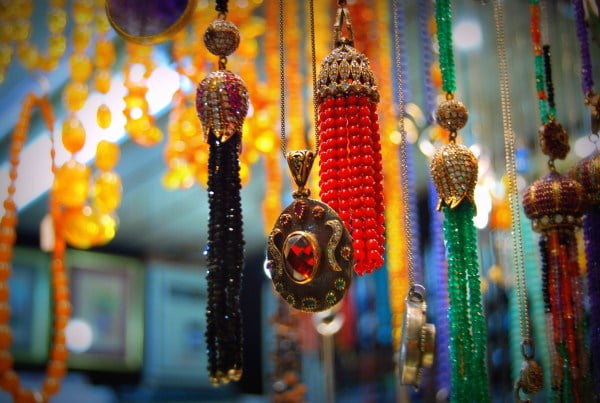 What to buiy in the Grand Bazaar