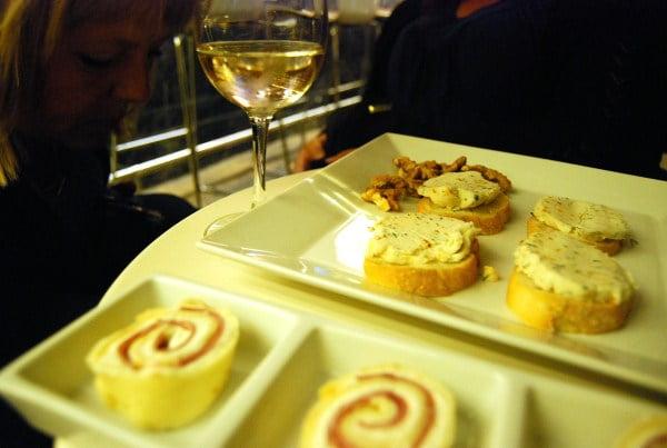 wine tasting in Istanbul
