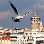 Galata Tower and a 360-Degree View of Istanbul