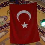 Patriotic Turks, Their Flag, and the EU