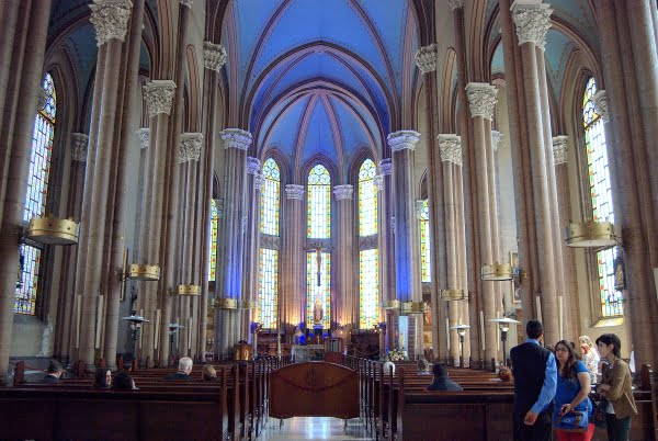 St. Anthony of Padua Church in Istanbul