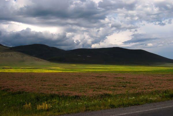 The drive to Kars