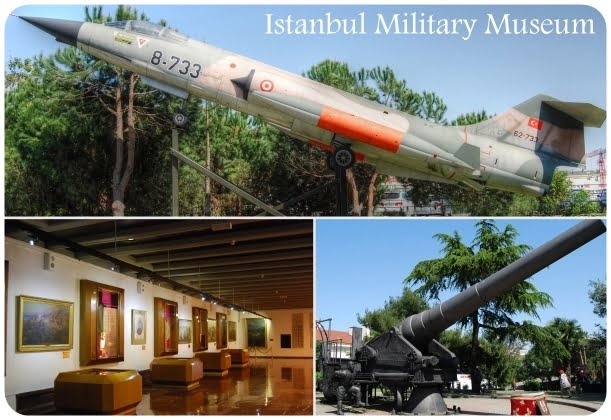 Istanbul Military Museum in Istanbul