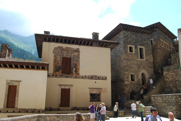 Monastery of sumela in Trabzon