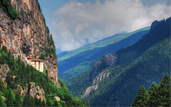 Sumela Trabzon
