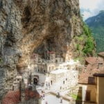 Sumela Monastery and the Black Madonna