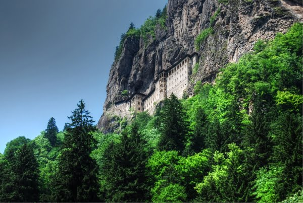 Sumela Monastery in Trabzon, Turkey : History, Pictures ...