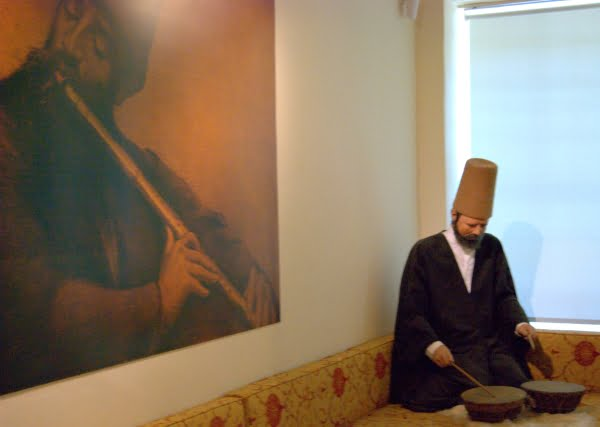 Galata Mevlevi Whirling Dervish Museum