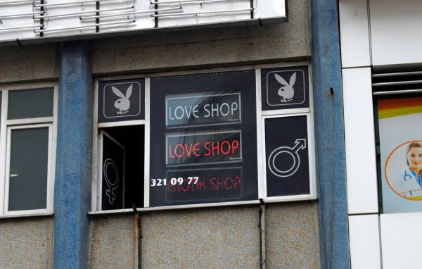 Trabzon love shop