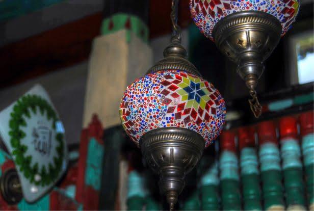Turkey wooden mosque