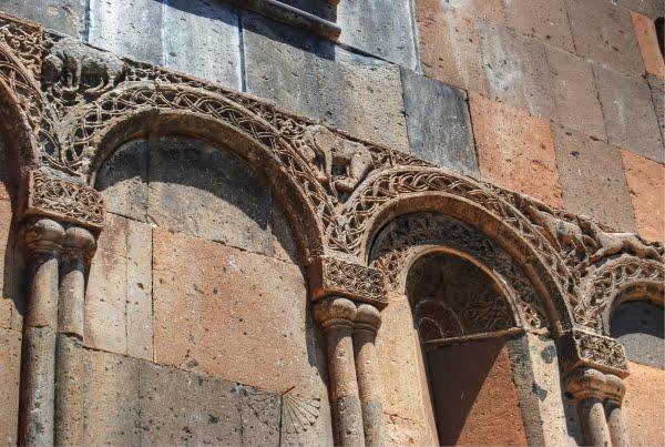 Tigran Honents Church ani