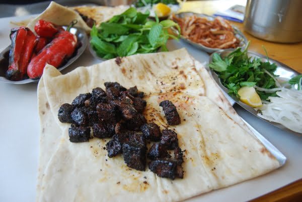 Traditional Food in Southeast Turkey