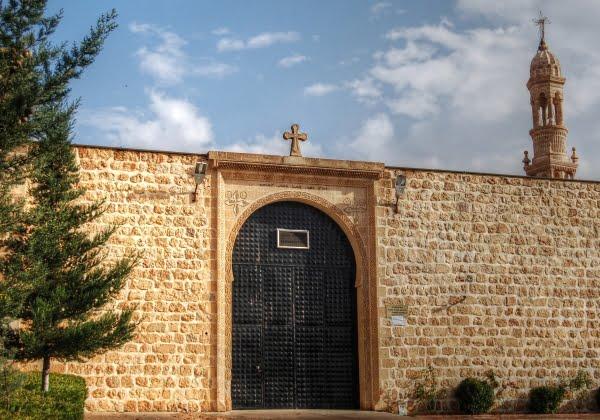 Mor Abrahom Hobel Monastery